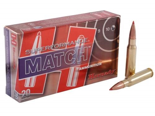 80963 AMMO 308 WIN 168 GR ELD® MATCH